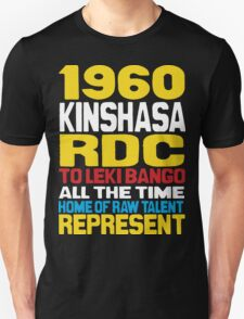 1960 Kinshasa, RDC T-Shirt