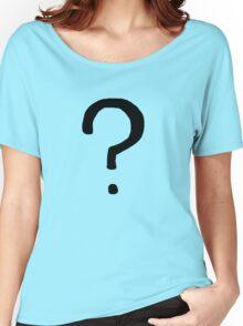 Gotham Riddler Women's Relaxed Fit T-Shirt