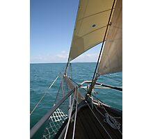 Set the Sail Photographic Print