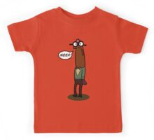 Long, Tan, and Handsome Kids Tee