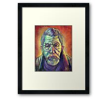 The Other Doctor Framed Print