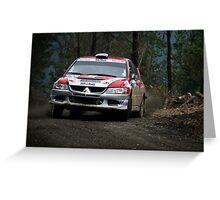 RallyMobil Concepcion Greeting Card