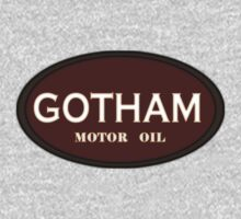 Gotham Motor Oil by bagdesign