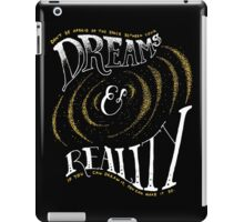Dreams and Reality iPad Case/Skin