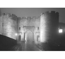 Stirling, Scotland - Now THAT's a castle! Photographic Print
