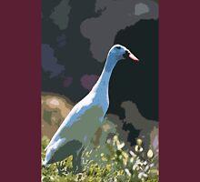 """Ducks - Canards Duck """" said Indian ! """"   03 paint - Peinture (c)(h) by Olao-Olavia / Okaio Créations  canon eos 5 300 mm f/2.8  Unisex T-Shirt"""