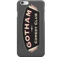 Comedy Gotham iPhone Case/Skin