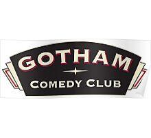 Comedy Gotham Poster