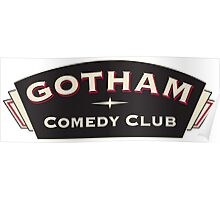 Comedy Gotham Poster