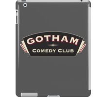 Comedy Gotham iPad Case/Skin