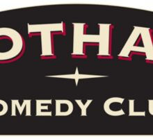 Comedy Gotham Sticker