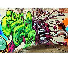 Grafitti Photographic Print