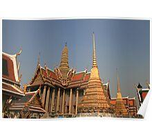 Bangkok Royal Palace Poster
