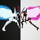 Kill la Kill - Satsuki Vs Ryuko by Matthew James
