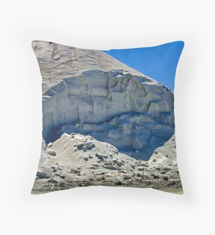 """The Salt of the Earth"" Throw Pillow"