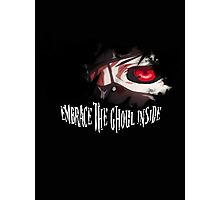 Embrace The Ghoul Inside Photographic Print