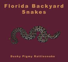 Dusky Pigmy Rattlesnake T-Shirt