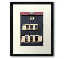 Launceston, Tasmania Framed Print