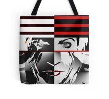 My Own Way  (Tribute to the Genius of Nick Rhodes and Duran Duran) Tote Bag