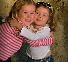 sisterly love... by Wendy L Vandeven