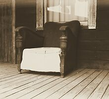 Old Chair by JuliaWright