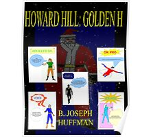 Howard Hill: Golden H - The Unused Cover Poster