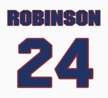 National baseball player Robinson Cano jersey 24 by imsport