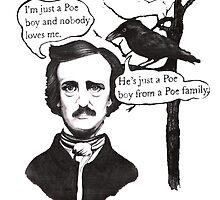 Poe boy  by Macaron