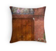 Basilica of St Lawrence Throw Pillow