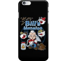 Bill's Mansion iPhone Case/Skin