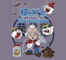 Bill's Mansion Kids Tee