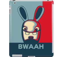 BWAAH!! iPad Case/Skin