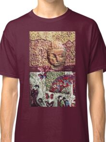 """Exclusive: """" asie """" / My Creations Artistic Sculpture Relief fact Main 40  (c)(h) by Olao-Olavia / Okaio Créations Classic T-Shirt"""