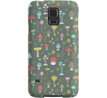 Mushrooms Samsung Galaxy Case/Skin