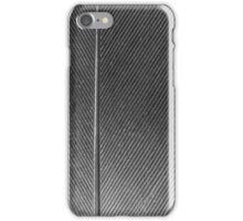 Pigeon feather iPhone Case/Skin
