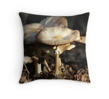 fairys village Throw Pillow