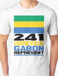 Libreville, Gabon, represent T-Shirt