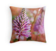NW wildflower Throw Pillow