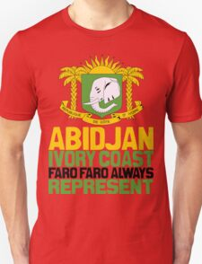 Abidjan, Ivory coast, faro faro T-Shirt