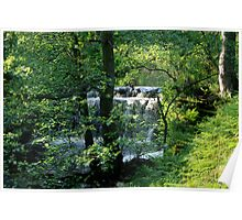 Stonegate Weir Poster
