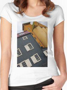 Launceston, Tasmania Women's Fitted Scoop T-Shirt