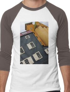 Launceston, Tasmania Men's Baseball ¾ T-Shirt