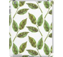 Bay leaf iPad Case/Skin