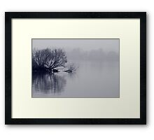 Sounds of Silence Framed Print