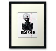 Epic Tokyo Ghoul Framed Print