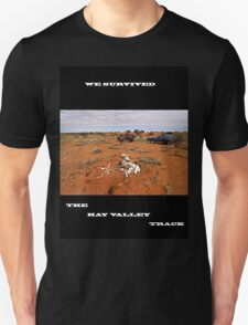 Hay Valley Track T-Shirt