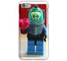 Mr. Freeze Valentines iPhone Case/Skin