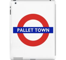 Pokemon - London Underground Pallet Town iPad Case/Skin