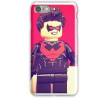Lego Nightwing iPhone Case/Skin