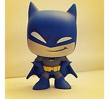 Mini Batman Photographic Print
